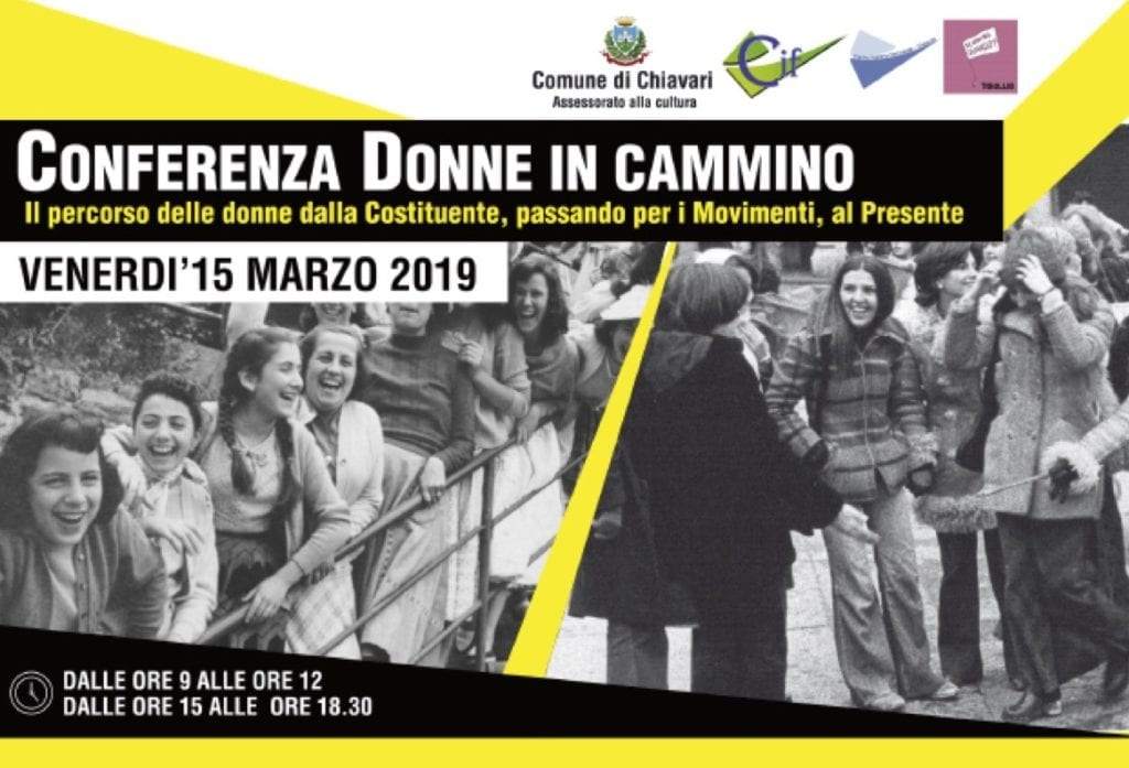 Donne in Cammino: convegno e mostra all'Auditorium